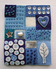 Some lovely ideas for embroidery on this site