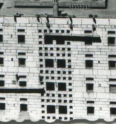 20 Ideeën Over Fernand Pouillon Architectuurstijl Architectuur Brutalisme