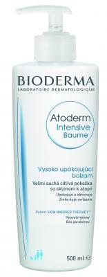 Intensive Baume - skvelý krém na atopický ekzém Sensitive Skin, The Balm, Shampoo, Soap, Personal Care, Bottle, Beauty, Self Care, Personal Hygiene
