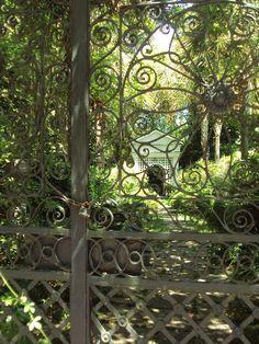 Historic Charleston, South Carolina gardens