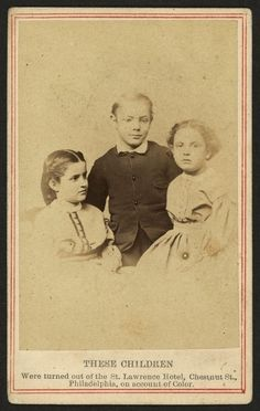 "Historic Photographs Of ""White"" Slaves  Mixed race ancestry"