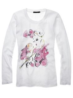 <b>DONNA KARAN TOP,</b> $35. One hundred percent of the proceeds from this top designed by Donna Karan (who lost her mentor Anne Klein to breast cancer) benefits Key to the Cure. Available at Saks Fifth Avenue.