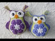 Resultado de imagen para crochet owl