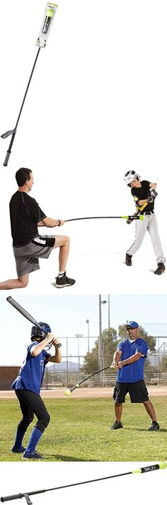 Other Baseball Training Aids 181332: Batting Training Stick Baseball Softball Sklz Hit-A-Way Target Swing Trainer New -> BUY IT NOW ONLY: $60.8 on eBay!