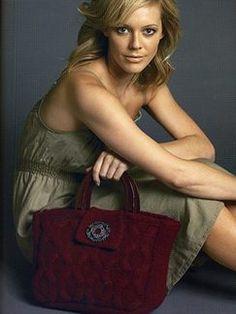 #11 (Spring 2008) - Felted Bags by Ella Rae