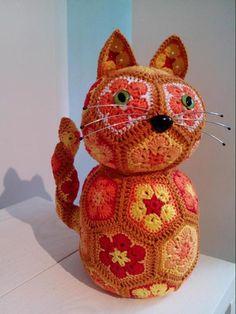 Flower Cat | Craftsy