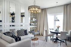 Elegancki apartament w stylu glamour - Home Design