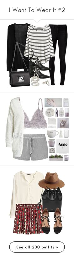 """""""I Want To Wear It #2"""" by youryulianna ❤ liked on Polyvore featuring MANGO, rag & bone, Yves Saint Laurent, Louis Vuitton, Forever 21, Juicy Couture, ONLY, Topshop, Murad and Acne Studios"""