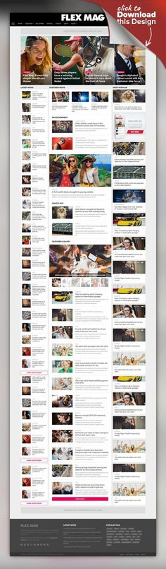 Flex Mag - Responsive WordPress News Theme blog, clean, ecommerce, gallery, magazine, news, newspaper, rating, review, seo, sports, tech, theme, wordpress Last update: Version 1.14.1 – May 24, 2017 Flex Mag is the perfect combination of power and simplicity in a WordPress News & Magazine theme. Flex Mag does not require any coding knowledge and gives you the options and flexibility to put together the ultimate news site, but in a simpl...