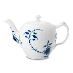 "Royal Copenhagen ""Blue Fluted Mega"" Teapot | Bloomingdale's"