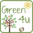 Green-4-U.com is a blog of green living tips and information for the average person written by a mother of two very young children in an effort to make the world better for them.