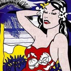 Deux maîtres du Pop Art américain : LICHTENSTEIN et WARHOL