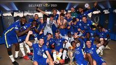 Chelsea Football, Chelsea Fc, Chelsea Champions, Uefa Super Cup, Stamford Bridge, Professional Football, Belfast, Football Players, Premier League