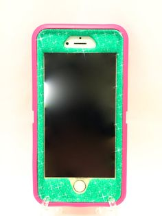 iPhone 6 Plus OtterBox Defender Series Case by NaughtyWoman