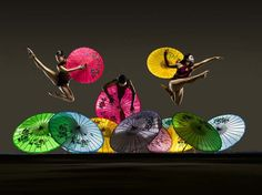 I like parasols and umbrellas right now