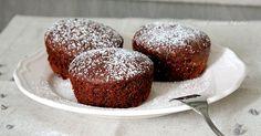 Oggi cucina Nadia: Tortine al cacao con gocce di cioccolato fondente