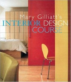 Mary Gilliatts Interior Design Course By Gilliatt Amazon
