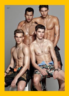 The eighth issue of the steamy mag is the only issue ever of the publication dedicated to international male models, and features models from countries ...