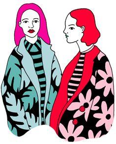 Fashion Friends - Elisa Mac