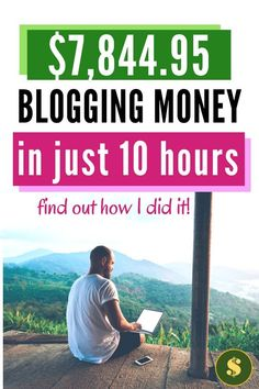 Click here to find out how I made money from blogging in just 10 hours. Learn what you need to do and how you can make extra money with this side hustle. This blogging (as a passive income) can help you make money online or work from home without stress and deadlines. How I wish I started blogging and learned blogging tips a long time ago. Photo by GaudiLab/Shutterstock #blogging101 #sidehustles #makeextramoney #thepracticalsaver