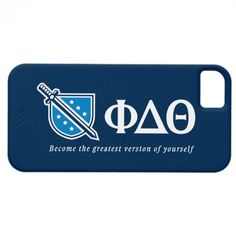 Become the Greatest Blue 2 iPhone 5 Cover