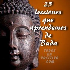 Compartimos contigo esta entrada de nuestro blog donde analizamos 25 lecciones que aprendemos de Buda