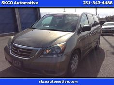 2010 Honda Odyssey $7950 http://www.CARSINMOBILE.NET/inventory/view/9618655