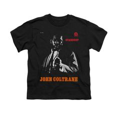 Concord Music - Coltrane Youth T-Shirt