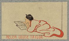 [Bookplate of Helen Louise Taylor, Cincinnati, Ohio] (LOC) | Flickr - Photo Sharing!