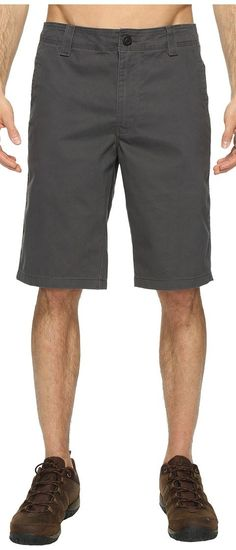 Columbia Hoover Heights Shorts (Shark) Men's Shorts - Columbia, Hoover Heights Shorts, 1713981-011, Apparel Bottom Shorts, Shorts, Bottom, Apparel, Clothes Clothing, Gift, - Street Fashion And Style Ideas