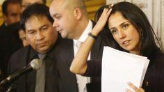 Nadine Heredia: Declararon improcedente su acción de amparo contra comisión Belaunde Lossio