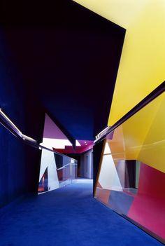 Birkbeck Centre for Film and Visual Media von Surface Architects   Universitäten