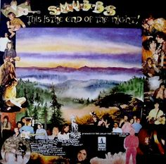 """""""This Is The End Of The Night!"""" is the sole album by this fine Long Island psychedelic rock band, released in 1969 by Monument Records (SLP- Produced. Psychedelic Rock Bands, The End, White Paper, Album Covers, Jazz, Sailing, Songs, Pop, Night"""