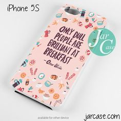Oscar Wilde Quote YG Phone case for iPhone 4/4s/5/5c/5s/6/6 plus