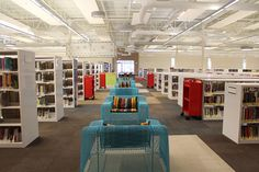 Designers Turn Abandoned Walmart Into America's Largest Library