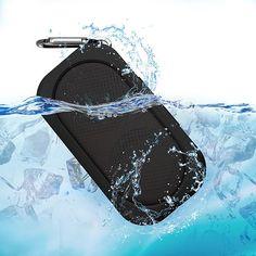 Wireless Stereo Speaker Portable Mini Bluetooth Speakers for Outdoor Bicycle Sport Sound Box Music Player in Shower Wireless Stereo Speakers, Waterproof Bluetooth Speaker, Audio Headphones, Mp3 Music Player, Amazon Price, Loudspeaker, Shower, Box, Giveaways