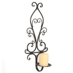 Scrolled Wall Sconce | Kirkland's