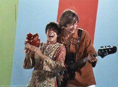 Davy Jones  & Peter Tork