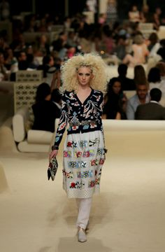 See all the looks from the #Chanel Cruise 2015 Runways #Fashion #Couture
