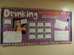 """""""Drinking According to Beyonce"""""""