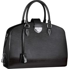 Just because it's good business to dress the part. :) Louis Vuitton Pont-Neuf GM Epi Leather M5904M