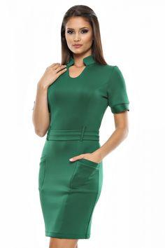 Rochie Lisa Moretti LIMO804 verde