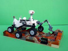 MSL Rover 06 by Apojove, via Flickr