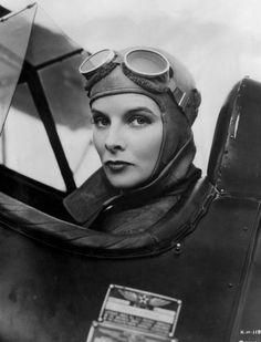 Amelia Earhart  aviator - beautiful!
