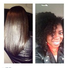 Before And After Relaxer Hair By Evy In Torrance Text Me