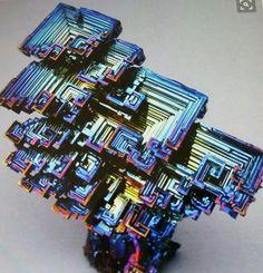 Bismuth Crystal