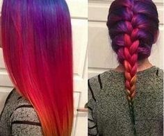 #cool #coloredhair