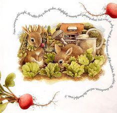 Nature's Sketchbook by Marjolein Bastin Beatrix Potter, Illustrations, Graphic Illustration, Marjolein Bastin, Motifs Animal, Arte Country, Nature Sketch, Nature Artists, Rabbit Art