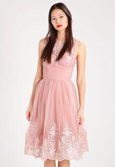 Chi Chi London SHENAIS - Vestido de cóctel - rose gold - Zalando.es