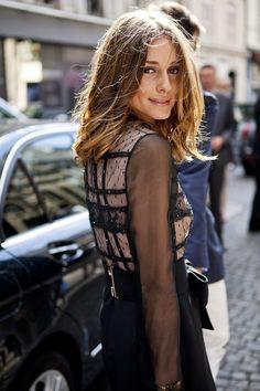 I love her hair (Olivia Palermo)
